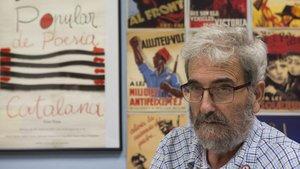 """Carles Vallejo: «La democràcia va ser molt generosa amb els torturadors"""""""