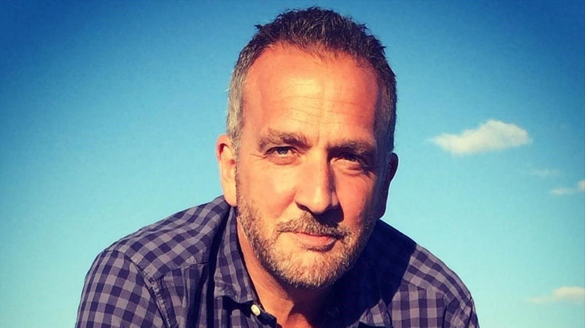 El especialista en novela negra,guionista y productor George Pelecanos.