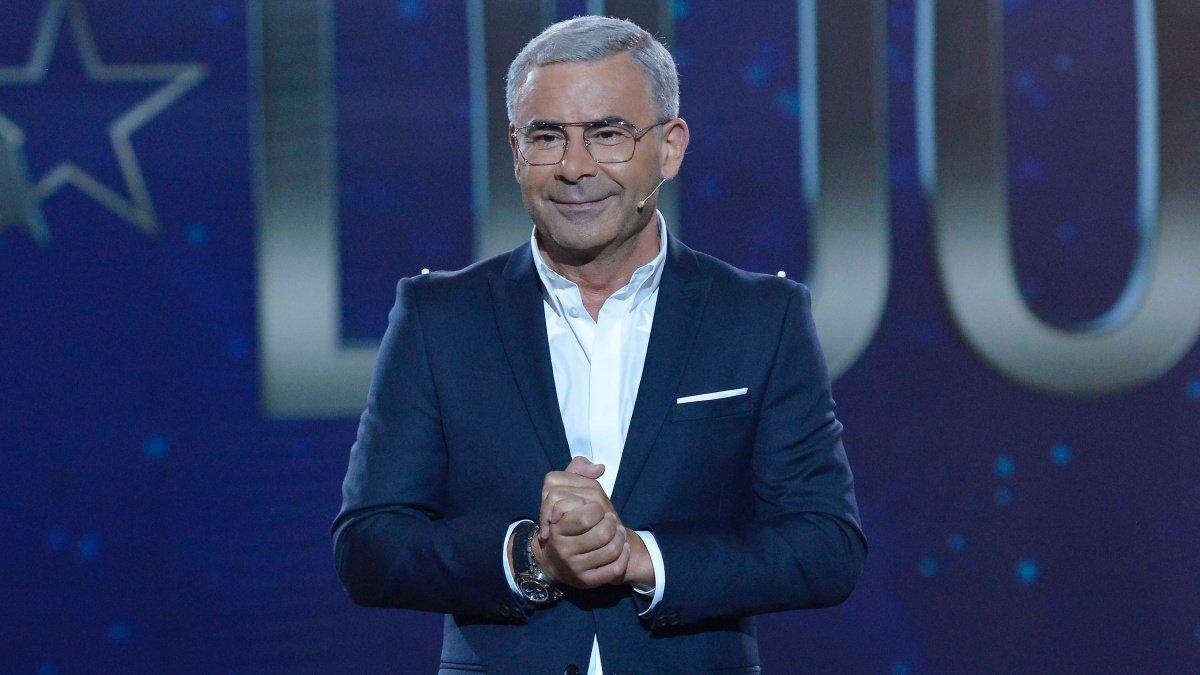 Jorge Javier Vázquez en el plató de 'GH DÚO'.