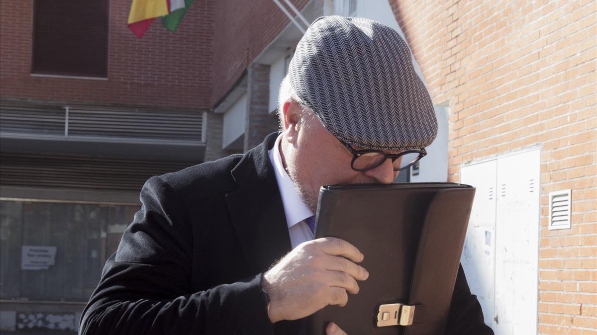 José Manuel Villarejo, en una imagen de archivo.