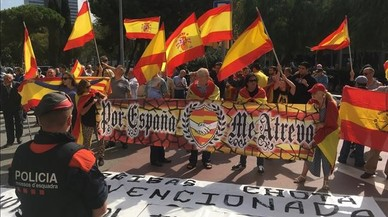 Espanya demana la independència