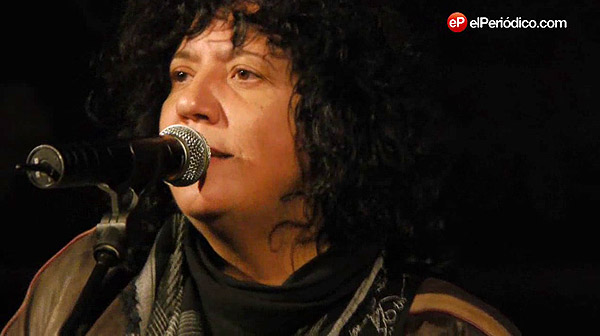 EL PERIÓDICO acompanya Rosana durant els assajos del primer concert de la cantant canària a Barcelona, dimecres a la nit.