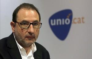 El último líder de Unió, Ramon Espadaler.