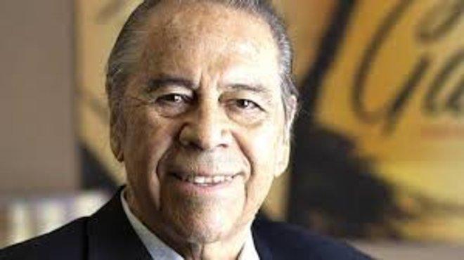 Muere el cantante de boleros Lucho Gatica a los 90 años