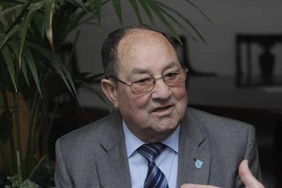 Luis Cid Carriega, en una imagen del 2012.