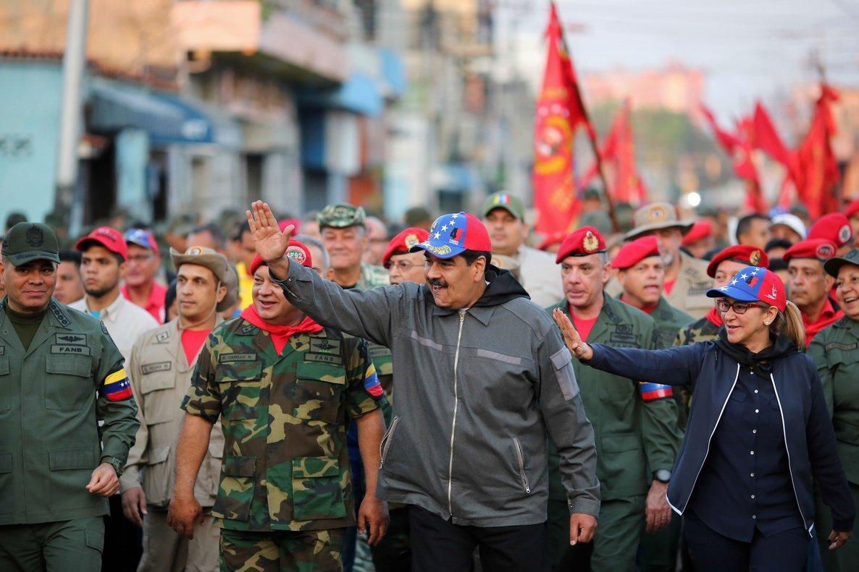 El concierto convocado por Maduro bajo el lema Manos fuera de Venezuela también se realizará el domingo 24, para un total de tres días.