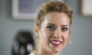 Maggie Civantos, una de las actrices que podría protagonizar la futura serie de TVE 'Malaka'.