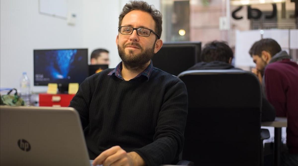 Mariano Martín Zamorano, de Eticas Research & Consulting