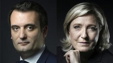 El número dos de Le Pen deja el Frente Nacional