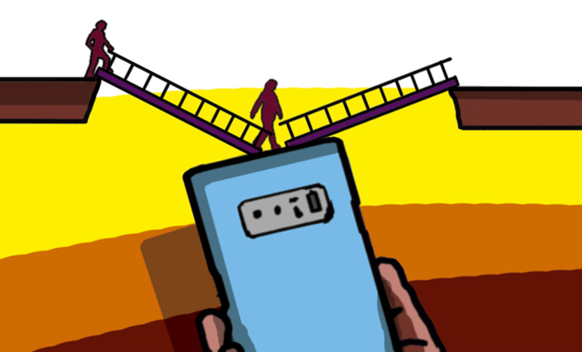 La tecnologia mòbil i la transformació social