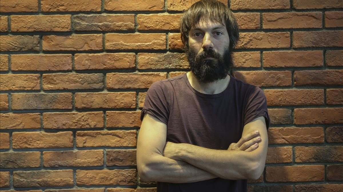 El músico barcelonés Enric Montefusco