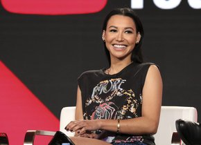 FILE - In this Jan. 13, 2018, file photo, Naya Rivera participates in the Step Up: High Water panel during the YouTube Television Critics Association Winter Press Tour in Pasadena, Calif. Authorities say former âGleeâ star Rivera is missing and being searched for at a Southern California lake. The Ventura County Sheriff's Department late Wednesday, July 8, 2020, confirmed that Rivera is the person being searched for in the waters of Lake Piru, which is approximately 56 miles (90 kilometers) northwest of downtown Los Angeles. (Photo by Willy Sanjuan/Invision/AP, File)