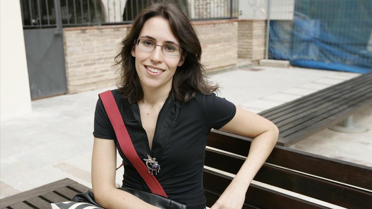 La novelista y poeta barcelonesaEva Baltasar.