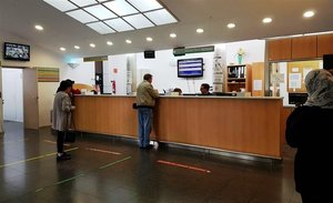 El nuevo centro pretende descongestionar el actual CAP La Forida