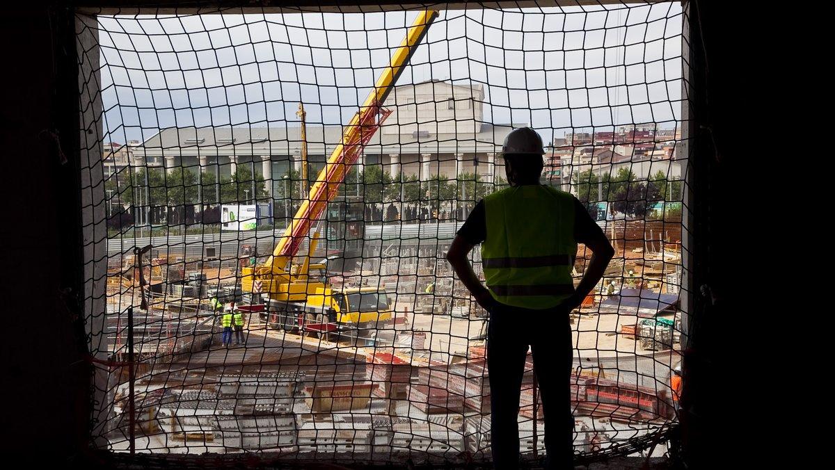 Els morts en accident laboral s'eleven fins a 292 fins al juny a Espanya