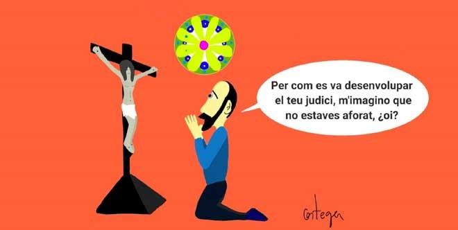 L'humor gràfic de Juan Carlos Ortega del 20 de Setembre del 2018