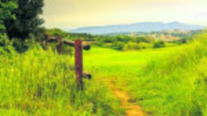 El parque natural de Gallecs es un emblemático núcleo rural protegido del Vallès Oriental (Barcelona)