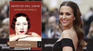 Paula Echevarría, elegida por Telecinco para protagonizar la adaptación de la novela de Sonsoles Ónega
