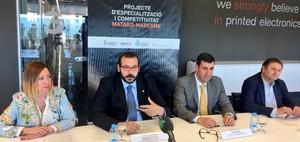 Presentación del Proyecto de Especialización y Competitividad Territorial.