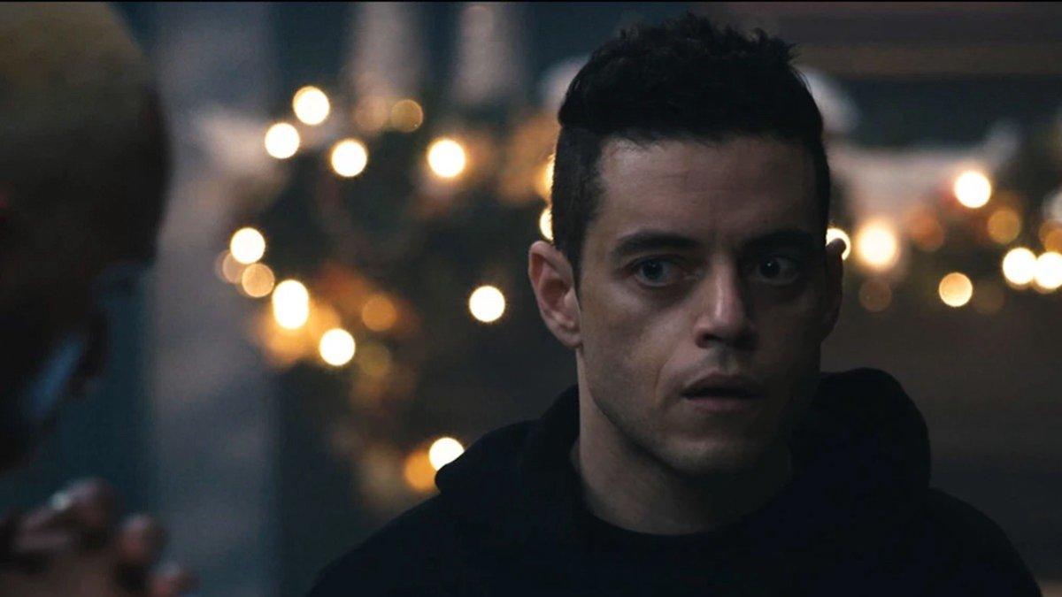 Rami Malek, en la cuarta temporada de 'Mr. Robot'