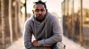 El rapero norteamericnao Kendrick Lamar.