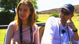 Risto Mejide y Laura Escanes, en el programa Planeta Calleja.