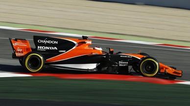 El McLaren-Honda se rompe por tercera vez en cinco días