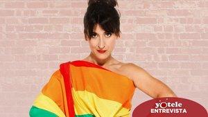 Susi Caramelo, presentadora del especial Orgullo LGTBI de 'Caramelo'.