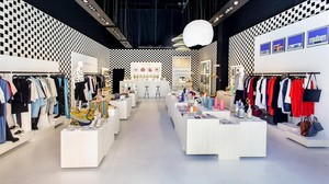 La pop-up boutique de La Roca Village, acoge la obra de 62 creativos independientes.