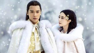 La serie China 'The legend of Ba Qing', con los actores protagonistas, Fa Bingbing y Gao Yunxiang.