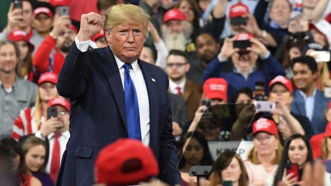 Trump fica Soleimani en campanya i li diu «fill de puta»