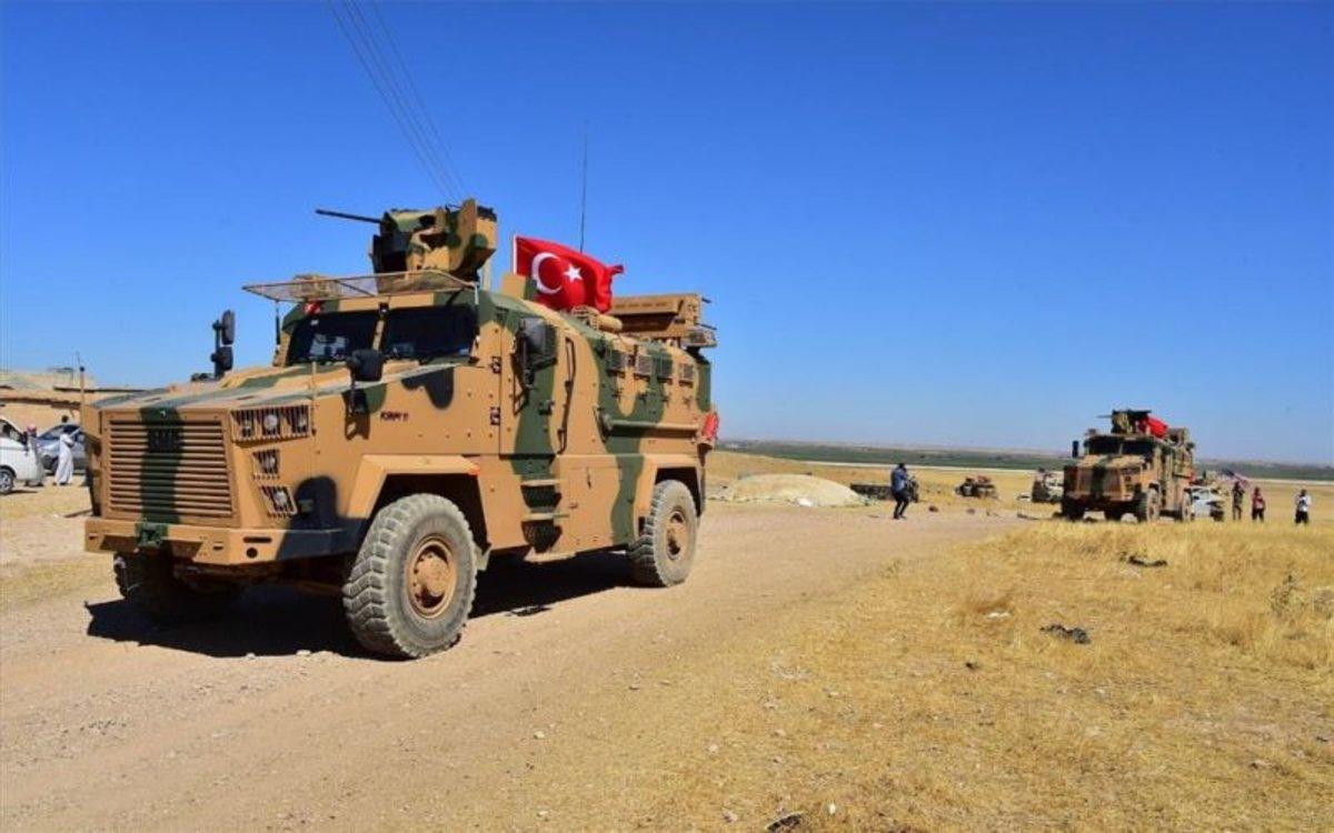 Turquía bombardea pueblos sirios luego del retiro de tropas estadounidenses