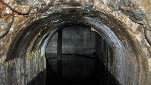 Descobert un Metro inacabat dels anys 30 a Nou de la Rambla