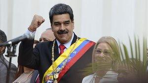 Guaidó i Maduro es disputen la imatge de la patrona de Veneçuela