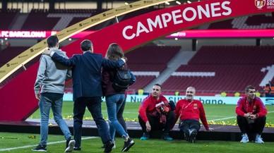 Valverde sigue la senda de los éxitos del Barça