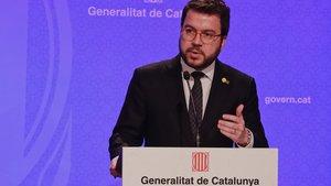 Catalunya afronta la peor caída del PIB en 80 años