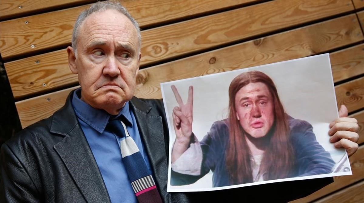 Nigel Planer y el hippie Neil de Els joves.
