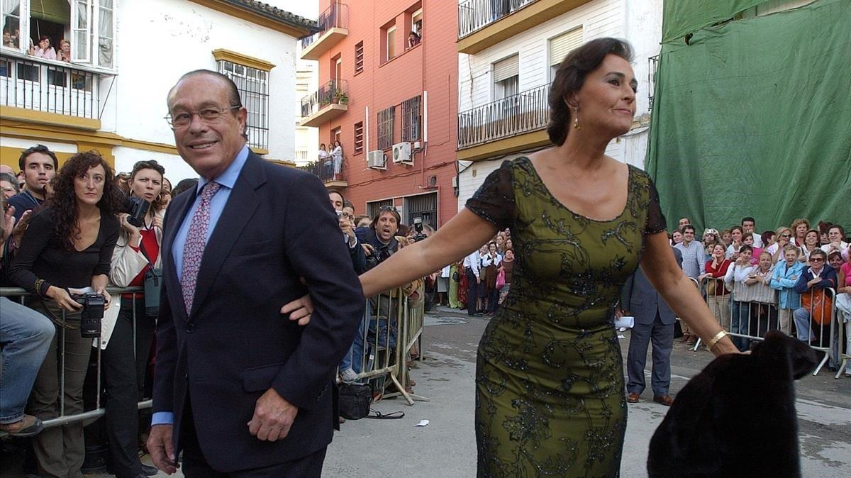 Curro Romero es recupera d'un càncer de laringe
