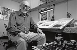 Will Eisner, 100 anys d'una llegenda del còmic