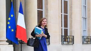 La ministra francesa de Asuntos Europeos, Nathalie Loiseau.