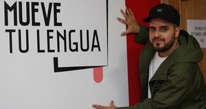 Diego Ojeda: «Avui mola portar llibres de poesia a l'institut»