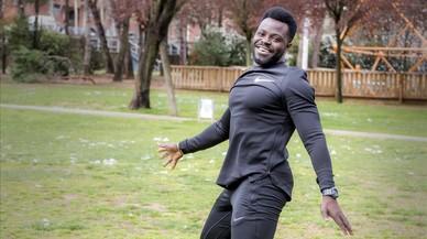 Prince Ogunjobi: «Cuidar-se i moure's és invertir en el nostre futur»