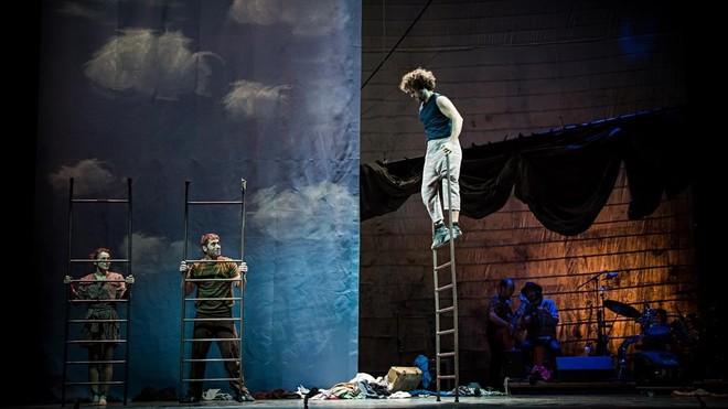 El MUHBA Olivia Artés acogerá, el sábado 19, un espectáculo de circo que repasará los 40 años de la compañía del Ateneu Popular de Nou Barris.