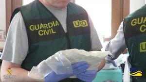 Detinguts dos caps d'una organització de narcotraficants a Cadis