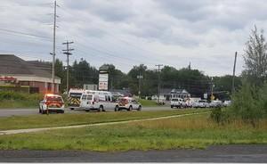 Detingut un sospitós del tiroteig del Canadà, que ha deixat almenys quatre morts
