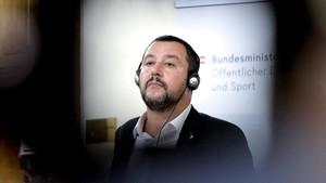 """Salvini, a l''Aquarius': """"Que vagin on vulguin, però, no, a Itàlia"""""""