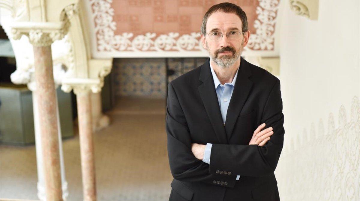 """Marc Fleurbaey: """"La democràcia ha de començar a les empreses"""""""