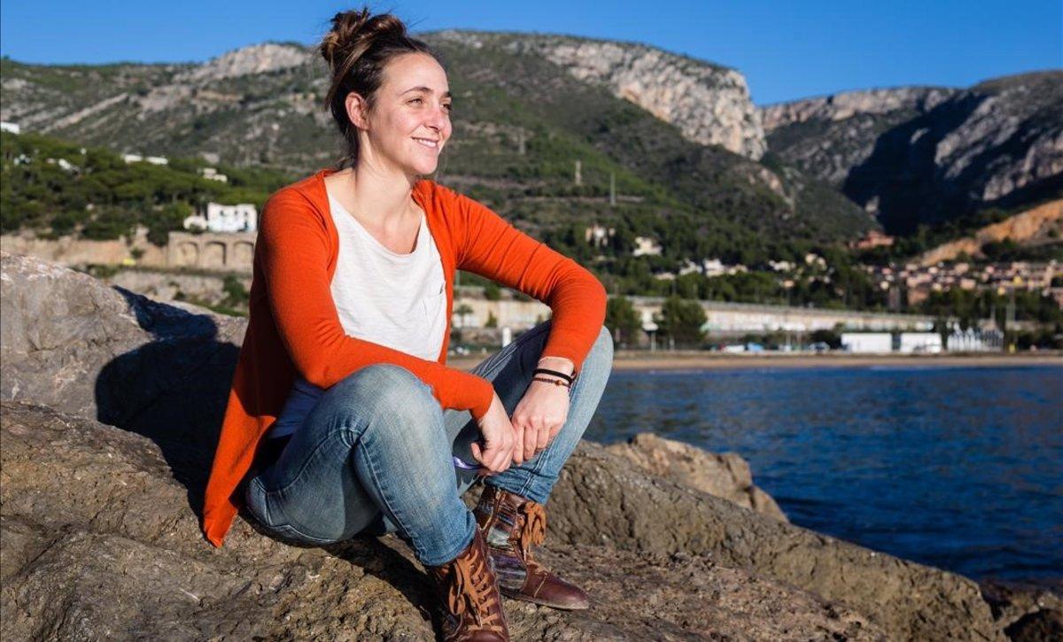 """Joana Vicente: """"M'hauria agradat ser una exploradora del segle XIX"""""""