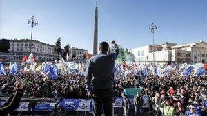 El creciente desafío populista