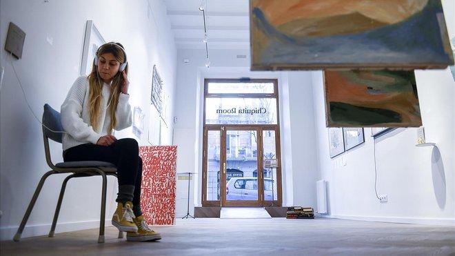 Chiquita Room, una casa per a l'art